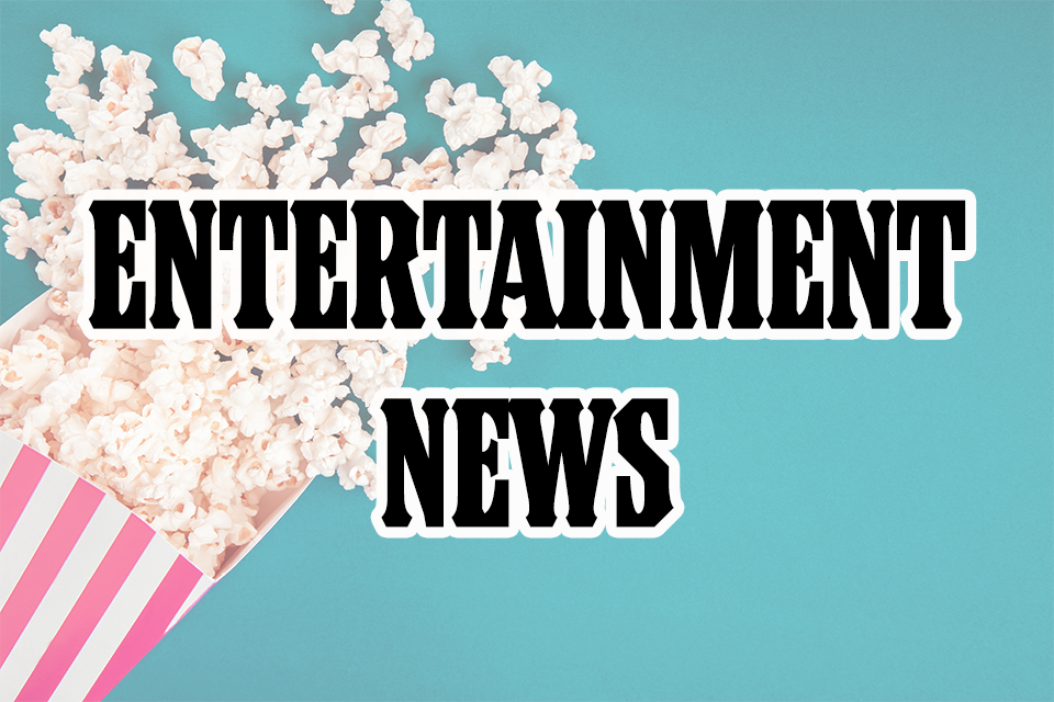 Entertainment News Blog Post Artwork
