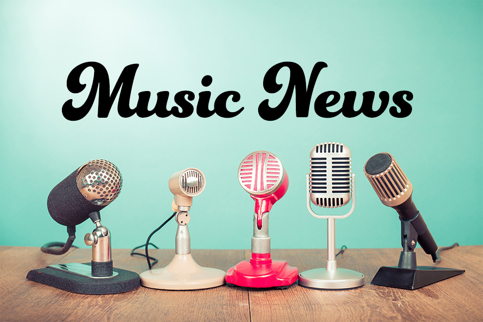 Music News Graphic