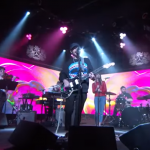 Portugal. The Man play on Kimmel WATCH