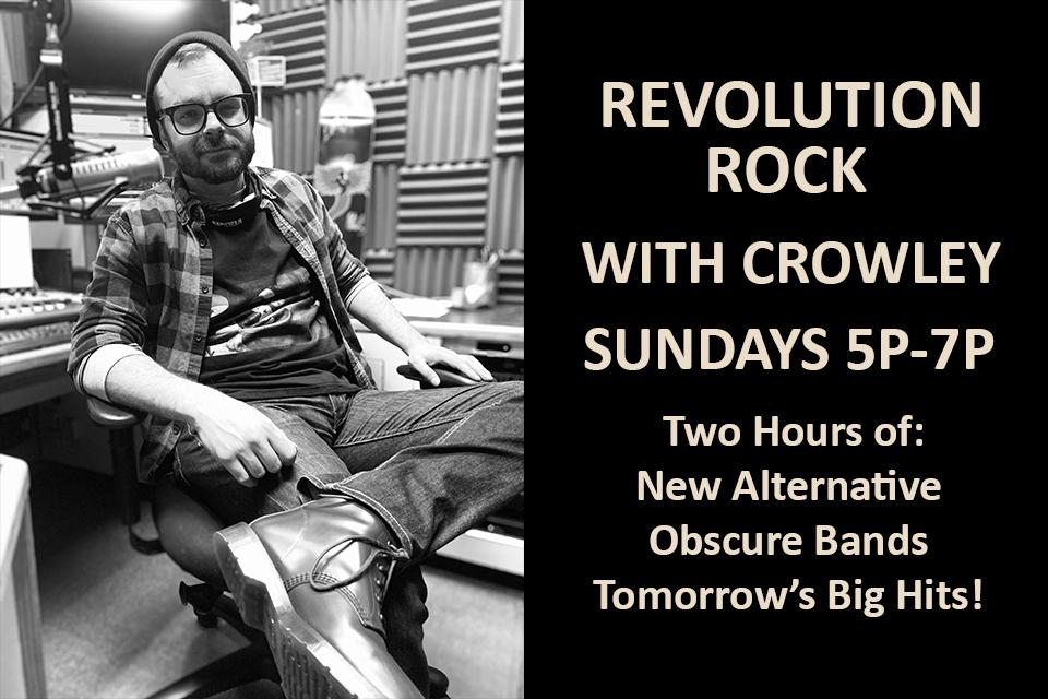 Revolution Rock 5 7