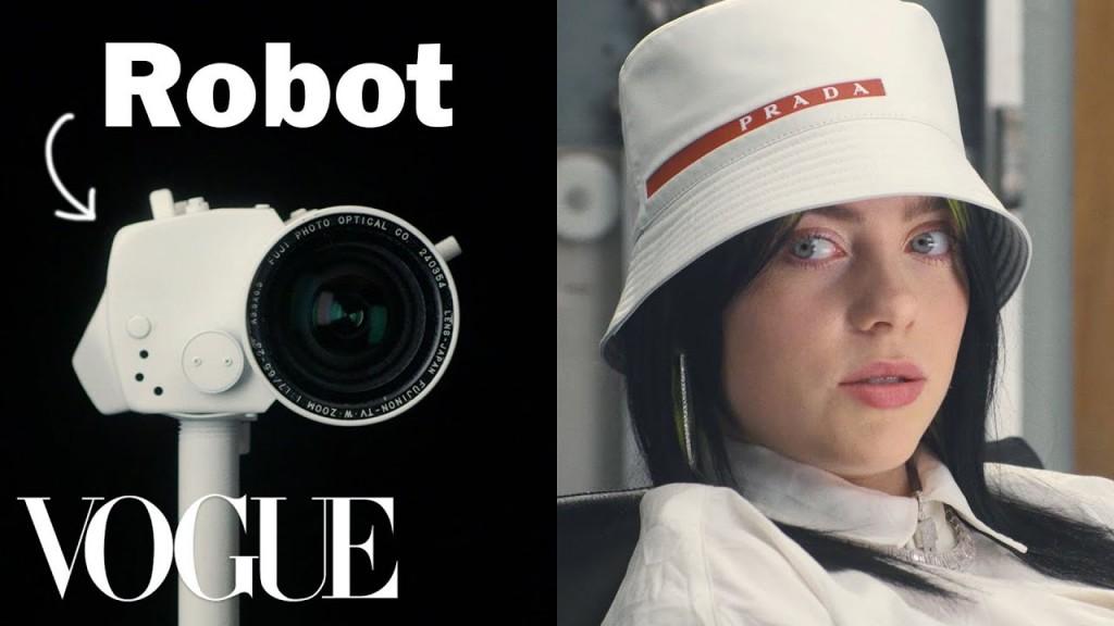 Billie Eilish Robot Interview
