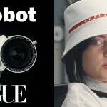 WATCH: Billie Eilish get interviewed by a robot for Vogue