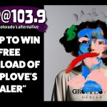 "Sign up to win a free download of Grouplove's newest album ""Healer"""