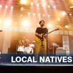 WATCH: Local Natives perform on Jimmy Kimmel Live!