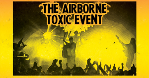 The Airborne Toxic Event Black Sheep