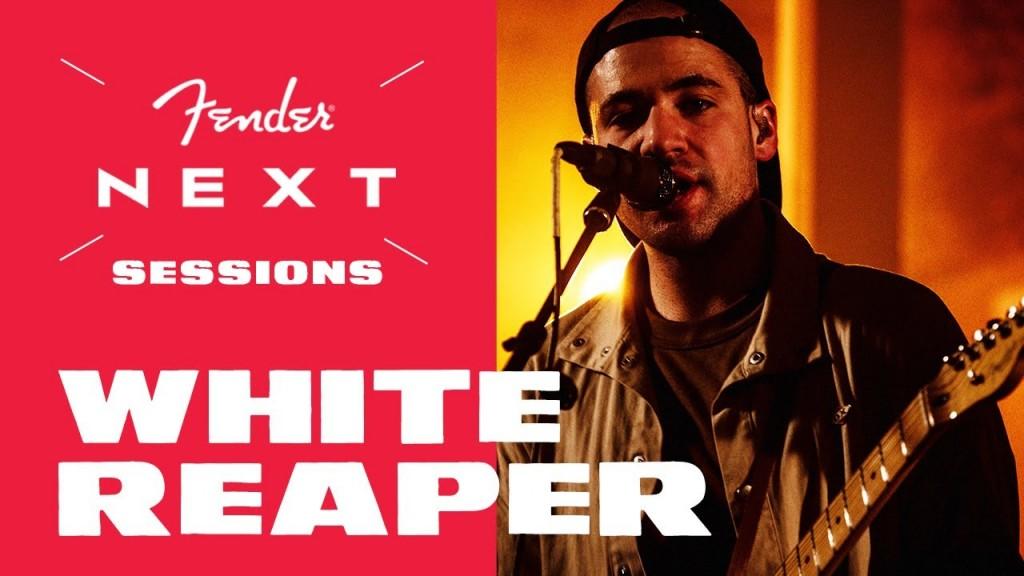 White Reaper Fender Next Sessions
