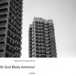 "LISTEN: new the 1975 ""Jesus Christ 2005 God Bless America"""