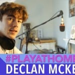 "WATCH: Declan McKenna ""The Key To Life on Earth"" on Colbert"