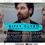 Biffy Clyro Worldwide Livestream | Win Tickets on RXP
