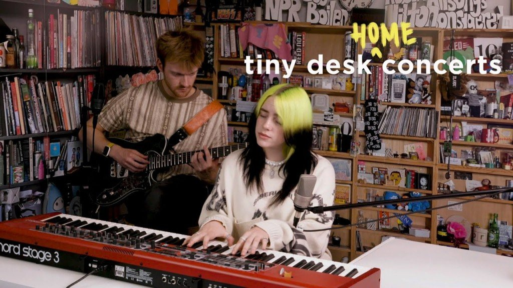 Billie Eilish Tiny Desk Concert