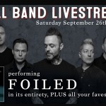 Blue October: Full Band Livestream | Sign up to win