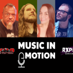 Music in Motion: New podcast from RXP and KILO
