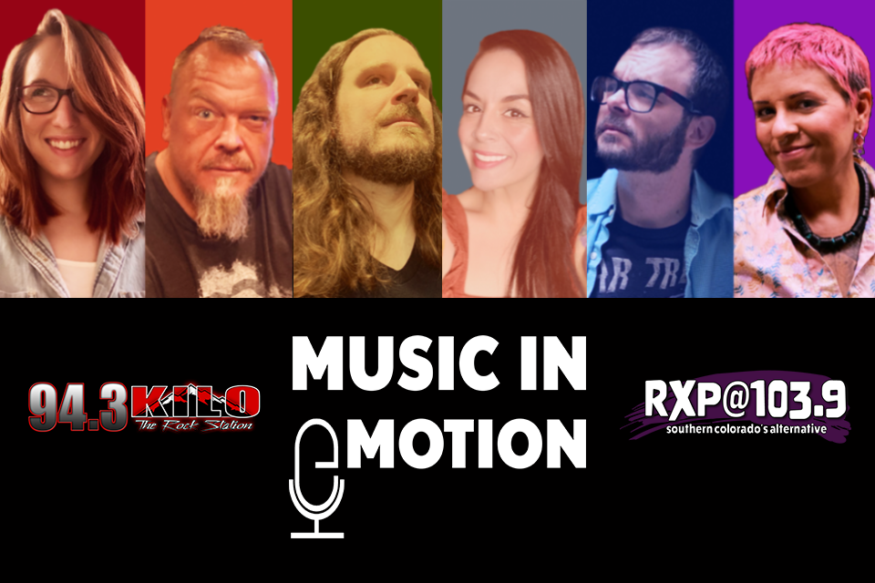 Music in (e)Motion: New podcast from RXP and KILO