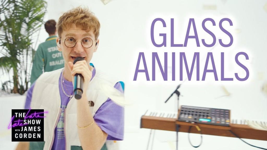 Glass Animals James Corden