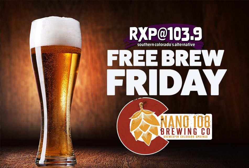 Free Brew Friday Nano