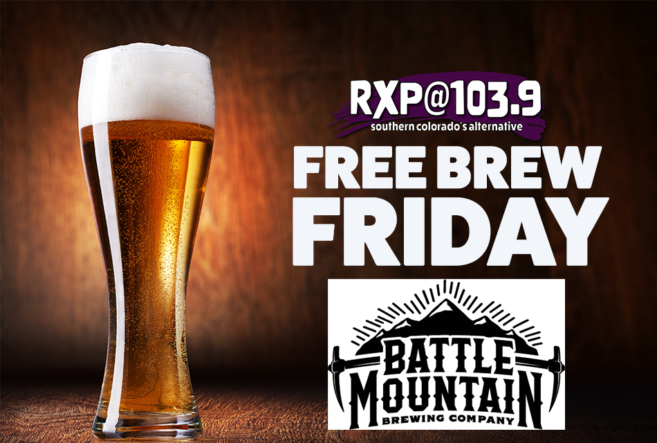 Free Brew Friday Battle Mountain Brewing