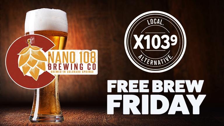Free Brew Friday Nano Copy