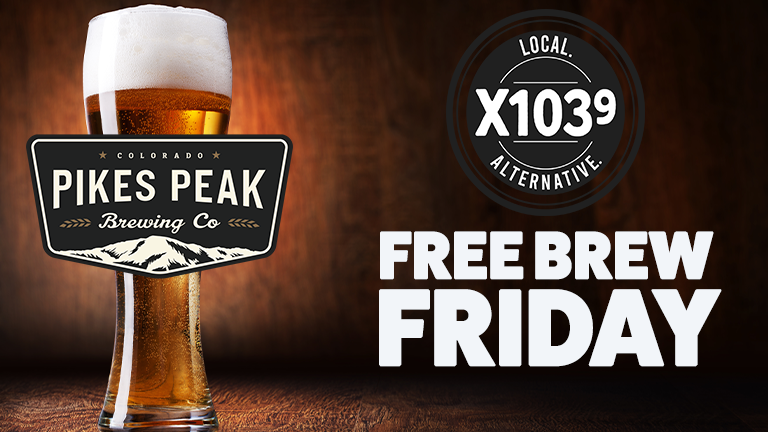 Free Brew Friday Pikes Peak Brewing