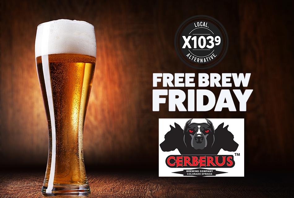 Free Brew Friday Cerberus 2021 Copy
