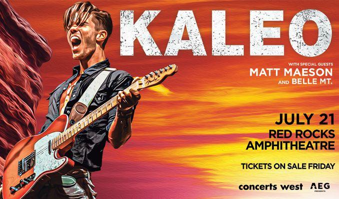 Kaleo Tickets 07 21 20 17 5e373df9f00e6
