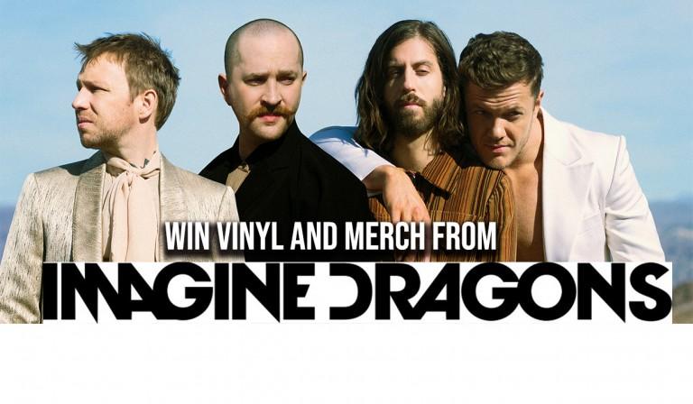 Imagine Dragons Promo