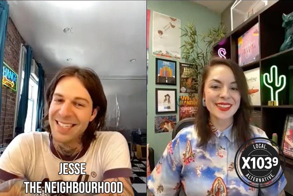 Jesse The Neighbourhood Screen Time