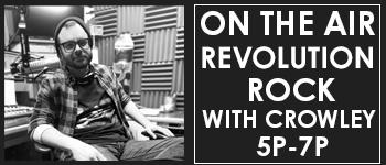 On Air Rev Rock Crowley 2021
