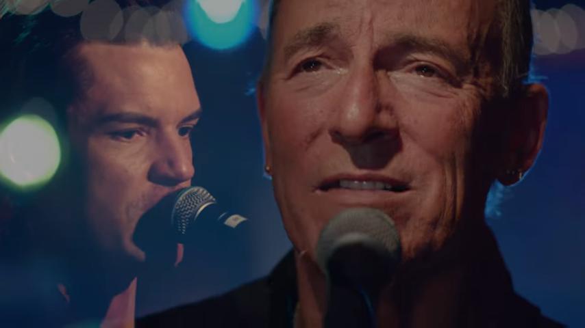 The Killers Dustland Official Music Video Ft Bruce Springsteen 1 59 Screenshot