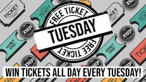 Free Ticket Tuesday Copy