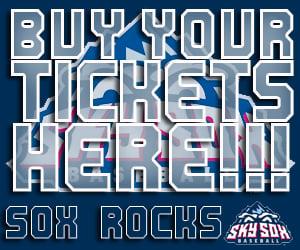 Sky Sox Baseball 2015