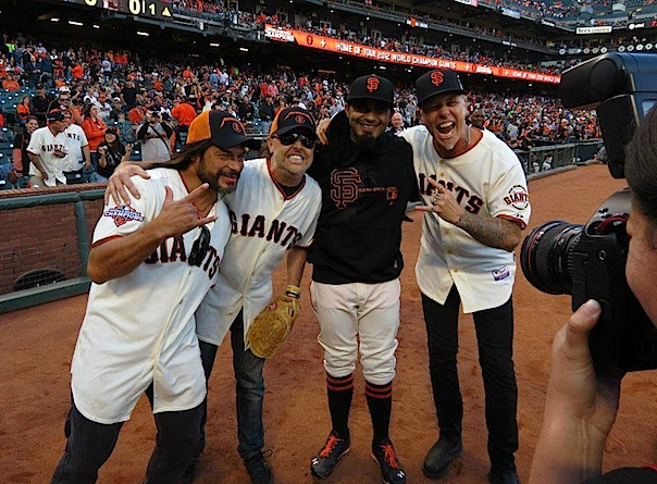 Metallica-SF-Giants
