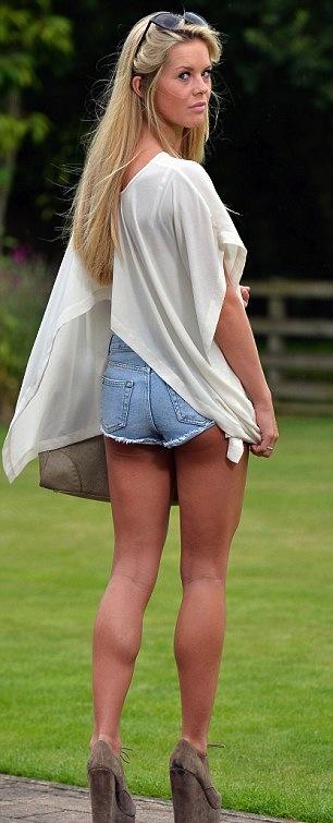 short shorts 1