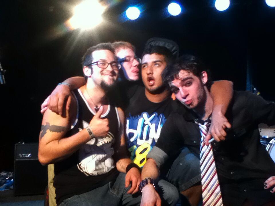 P.O.O.P. Band Pic