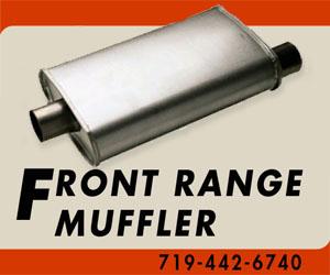 Front Range Muffler