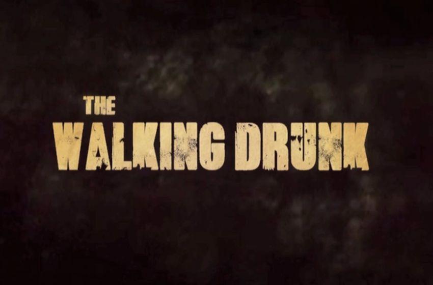 walking drunk