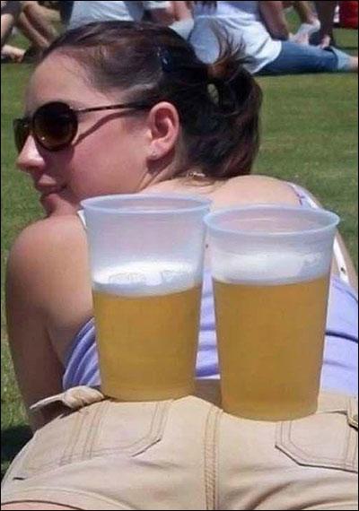 butt beer