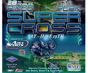 PIKES PEAK SUPER CROSS