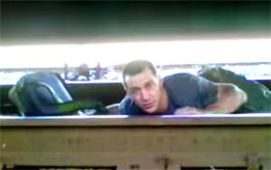 stuck_under_train
