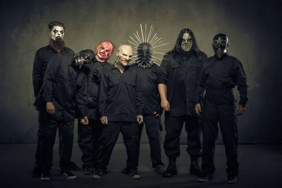 Slipknot Killpop OFFICIAL VIDEO 943 KILO