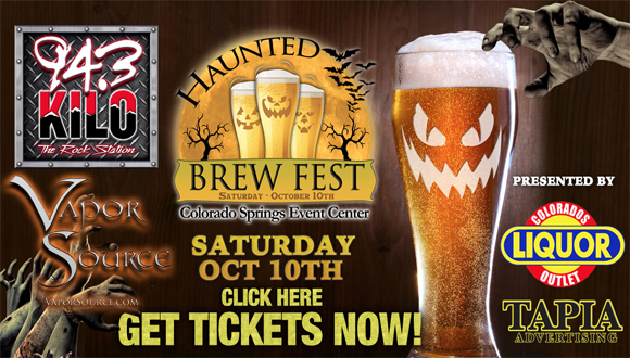 HAUNTED BREW FEST 2015