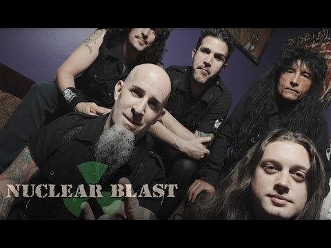 SHAWN ROCK CHECKS IN WITH SCOTT IAN OF ANTHRAX