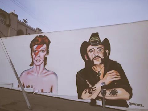 Watch This Lemmy & David Bowie Tribute Mash-Up: Ace of Space