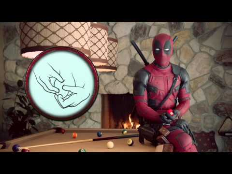 Deadpool Wants You To Check Your Happy Sack
