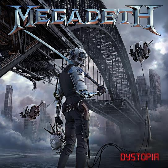 Shawn Rock & Dave Mustaine Talk Dystopia, Tours, and The Latest Megadeth Lineup