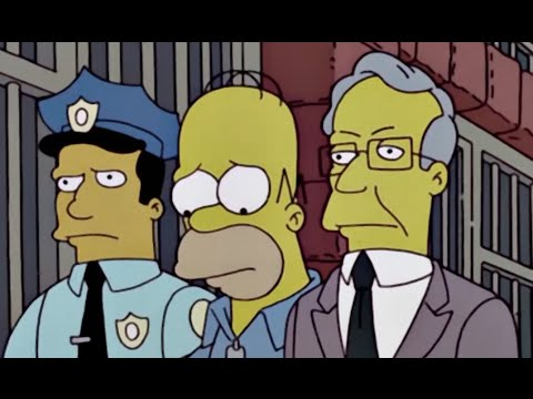 Making A Murderer Goes To Springfield