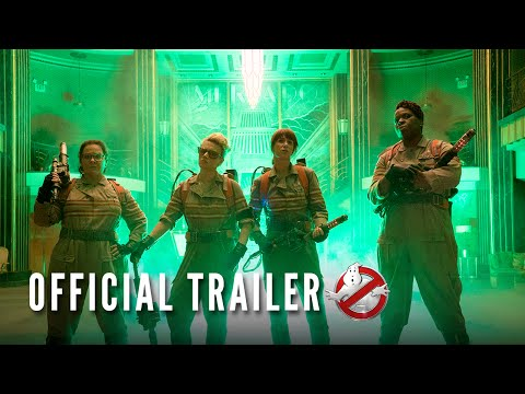 THE NEW GHOSTBUSTERS TRAILER IS OUT!