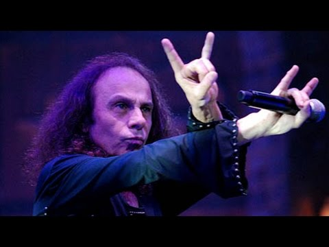 This Ronnie James Dio Tattoo Is So METAL!!!
