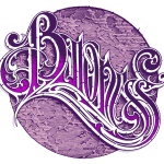 Baroness Logo - Purple