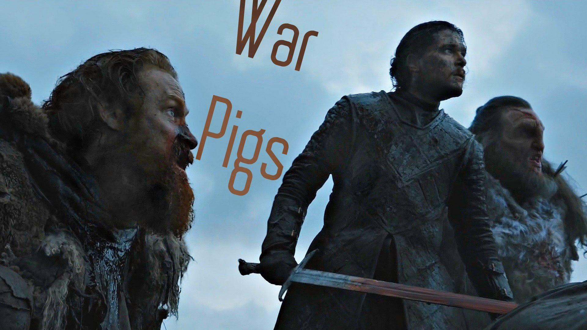got war pigs