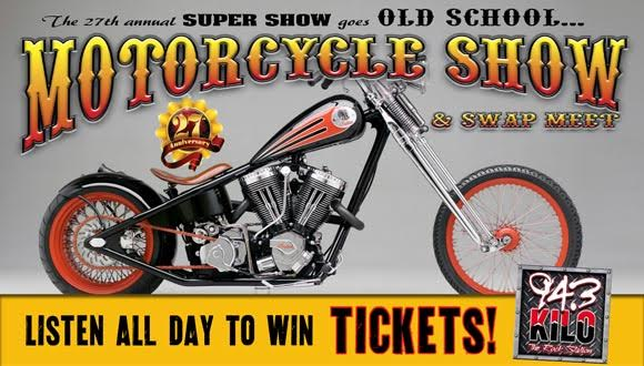 27TH ANNUAL SUPER SHOW MOTORCYCLE SHOW AND SWAP MEET